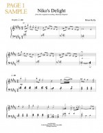 Niko's Delight - Sheet Music - Brian Kelly music